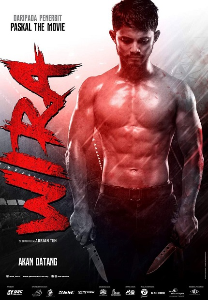 WIRA: Watch The Final Trailer For Malaysian Martial Arts Flick Feat. THE RAID's Yayan Ruhian