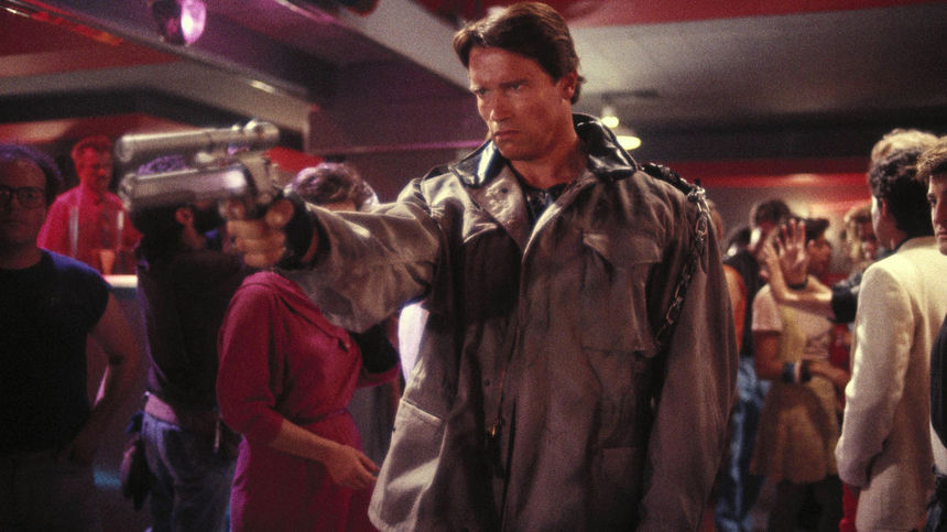 In 1984, The Terminator took what could've been a B-movie situation, and made it legit