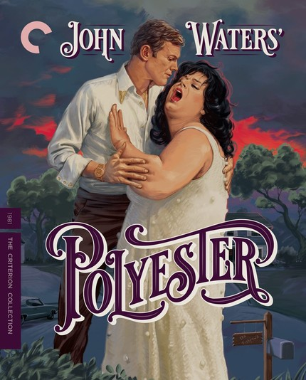 Blu-ray Review: POLYESTER Stinks of Glory