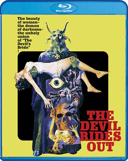 Blu-ray Review: THE DEVIL RIDES OUT Conjures Spooky Shenagans