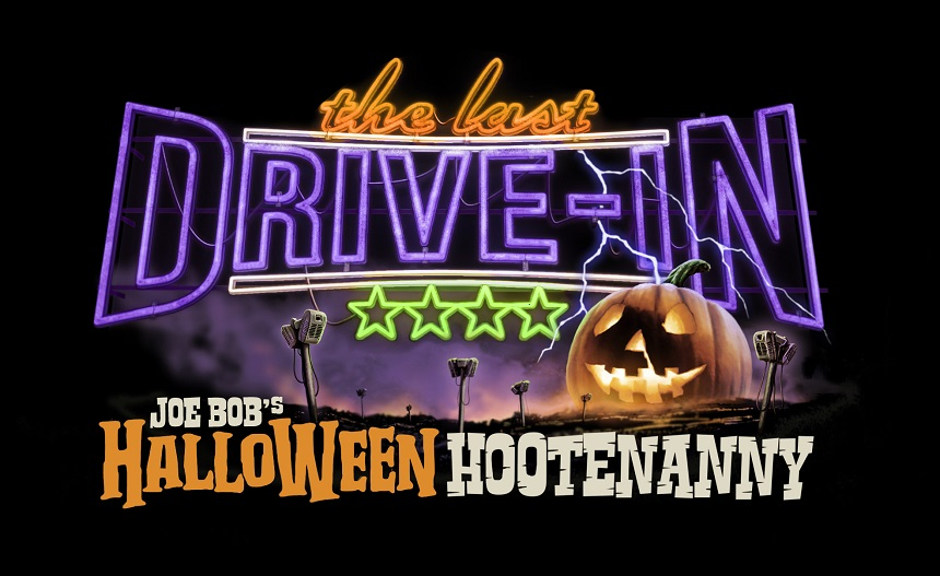 Joe Bob's Halloween Hootenanny: A Triple Bill Live Stream Event on Shudder on October 25th