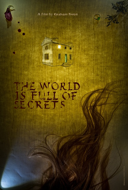 THE WORLD IS FULL OF SECRETS Trailer: Graham Swon's Feature Debut Opens in New York on Hallowe'en