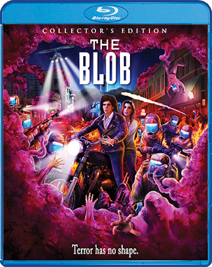 Blu-ray Review: Experience the Greatest Gooey Mess Ever in THE BLOB
