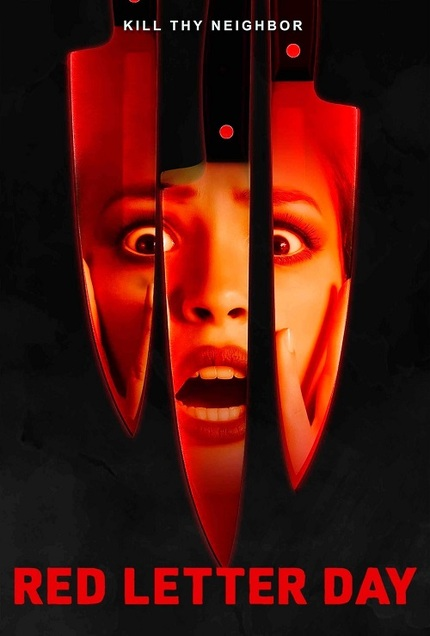 RED LETTER DAY Trailer: Canadian Suburban Horror Flick Coming to U.S. Cinemas, VOD in November