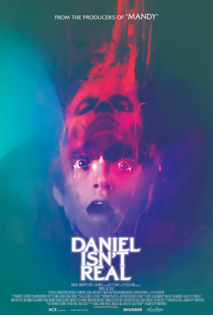 DANIEL ISN'T REAL Official Trailer: In U.S. Cinemas And Digital on December 6th