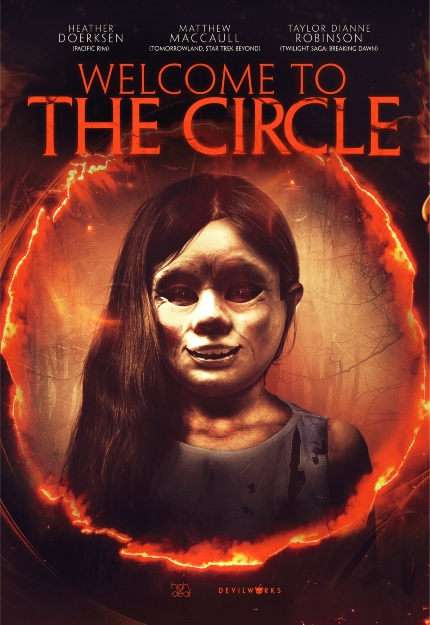 WELCOME TO THE CIRCLE Trailer: Maybe Say No to This Invitation