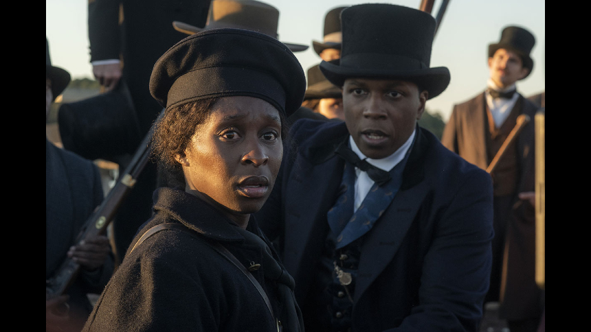 Review: HARRIET, If You Won't Let My People Go, I'll Free Them Myself