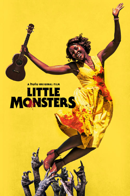 Now Streaming: LITTLE MONSTERS, Zombies Run Happily Amuck