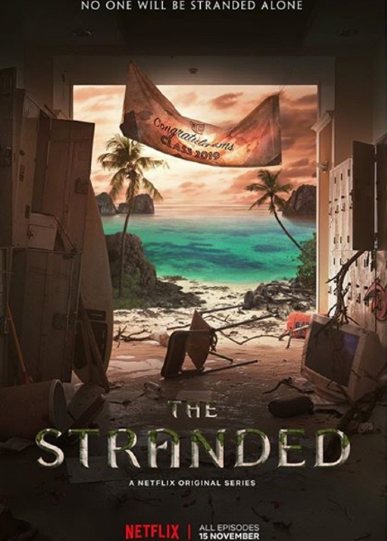 THE STRANDED Trailer: Tsunami Survival Turns Spooky in Thai Series
