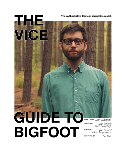 Austin 2019 Review: THE VICE GUIDE TO BIGFOOT, In Search of Post-Modern Laughs