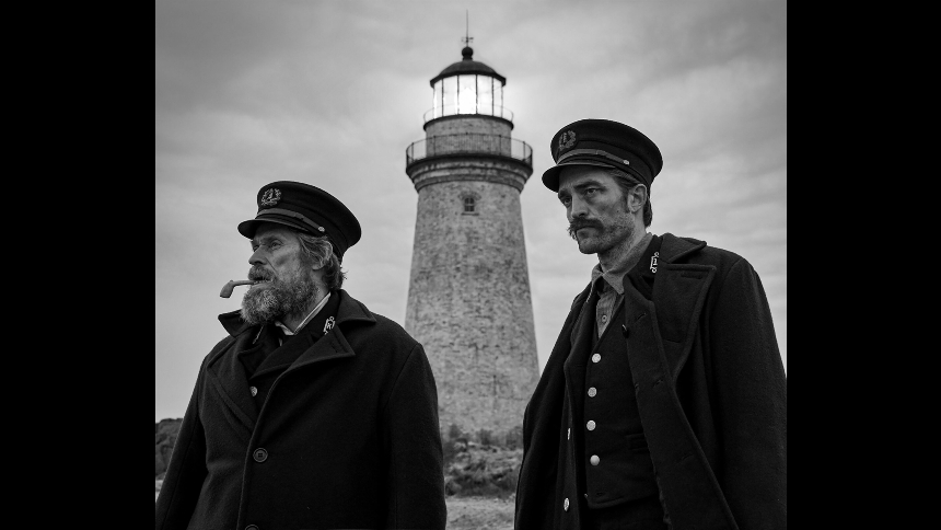 Vancouver 2019 Review: THE LIGHTHOUSE, Startling, Darkly Funny Maritime Nightmare