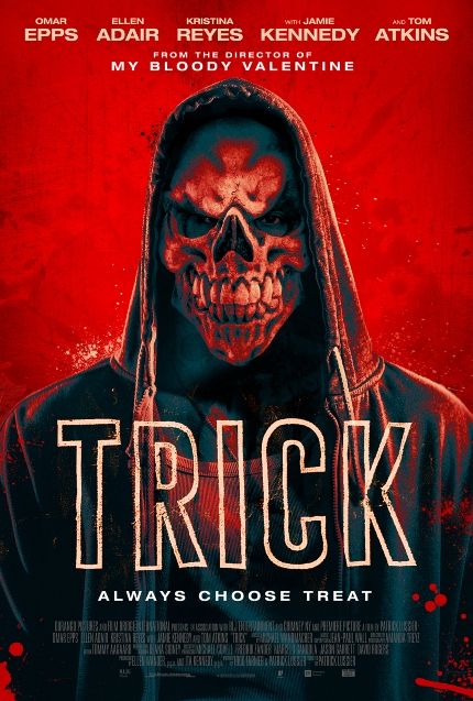 Review: TRICK, Splatter Slasher By Seasoned Experts