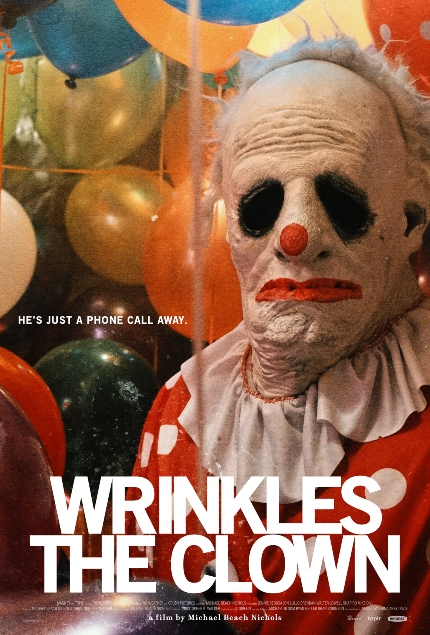 Now in Theaters: WRINKLES THE CLOWN May Delight or Disturb, Depending on You