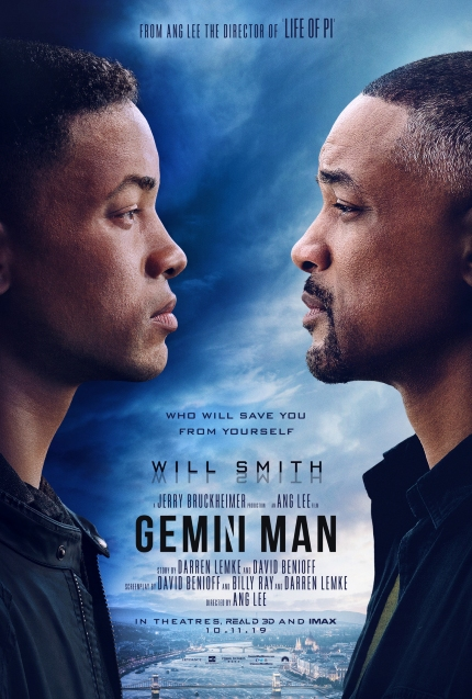 Review: GEMINI MAN, Perfectly Good 90s Action Flick Gets Lost in the Modern Day