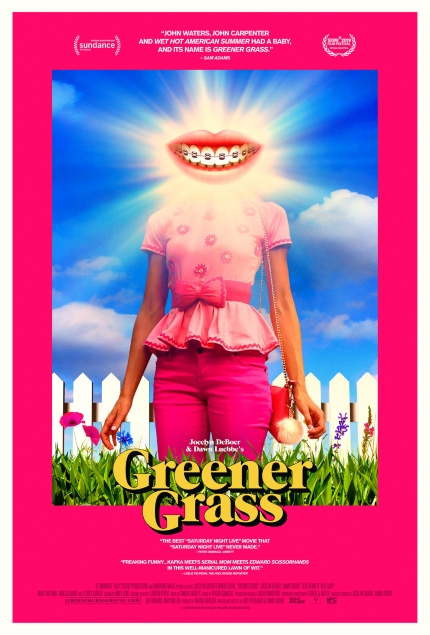 Review: GREENER GRASS, Wildly Imaginative Suburban Satire