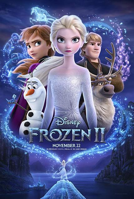 Review: FROZEN II, Cold to the Touch Yet Still Irresistible