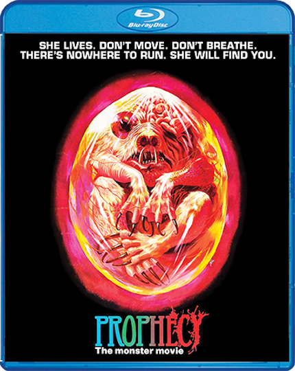 Blu-ray Review: Killer Fun Rears a Beary-Ugly Head in PROPHECY