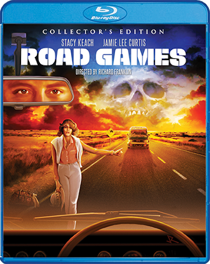 Blu-ray Review: ROAD GAMES Drives Too Slow