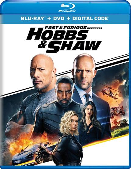 Giveaway: Win FAST & FURIOUS PRESENTS: HOBBS & SHAW On Blu-ray!