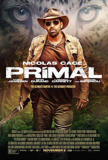 Interview: PRIMAL Director Nick Powell On His Old-School Action-Adventure Thriller