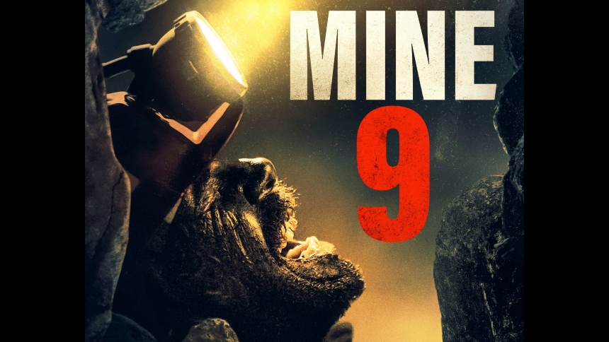 Exclusive Key Art: Intense Thriller MINE 9 Heads to Blu-ray, DVD, VOD