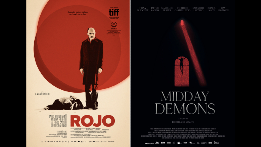 International Thrillers ROJO and MIDDAY DEMONS Invading Digital