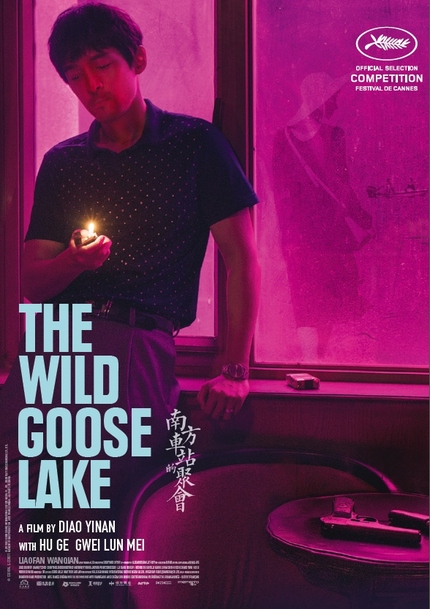 Watch Dazzling THE WILD GOOSE LAKE International Trailer Now