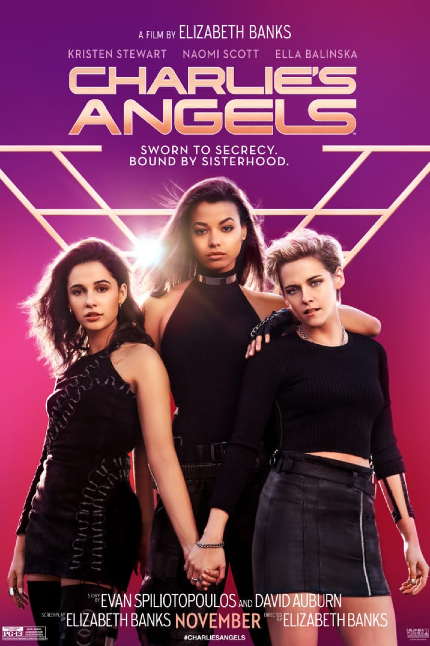 Review: CHARLIE'S ANGELS, Refashioning What Action Means