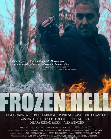 """Swedish produced drama short """"Frozen Hell"""" is now online!"""