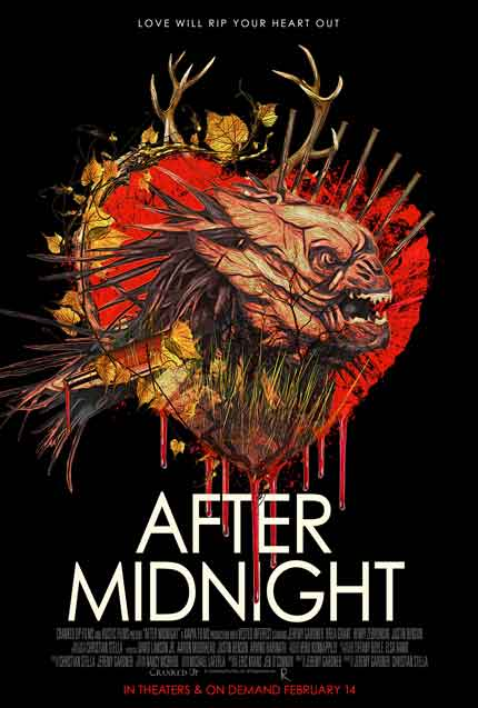 AFTER MIDNIGHT: Watch Trailer For The Romance Drama Slash Creature Feature
