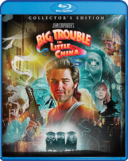Blu-ray Review: BIG TROUBLE IN LITTLE CHINA