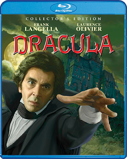 Blu-ray Review: Langella Hypnotizes in DRACULA 1979