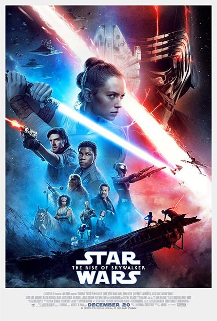Review: STAR WARS: THE RISE OF SKYWALKER Is Mired in the Past
