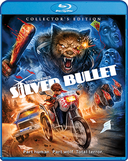 Blu-ray Review: SILVER BULLET Shoots for the Heart