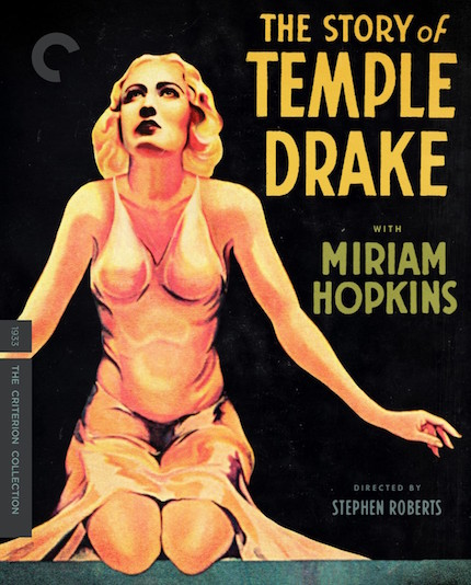 Blu-ray Review: THE STORY OF TEMPLE DRAKE