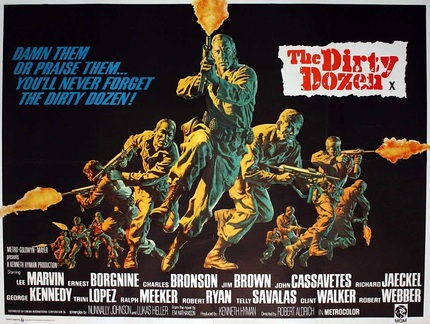 Warner Bros Hires SUICIDE SQUAD's David Ayer to Write And Direct Their Remake of THE DIRTY DOZEN