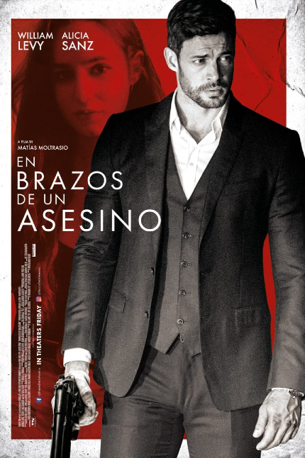 Review: EN BRAZOS DE UN ASESINO, Hold Tight, This Won't Last Long