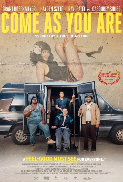 COME AS YOU ARE Trailer: Goin' to the Brothel, Disabled Or Not