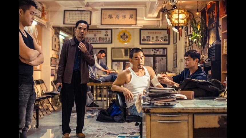 Now Streaming: TRIVISA, Tough and Terse Hong Kong Crime Drama
