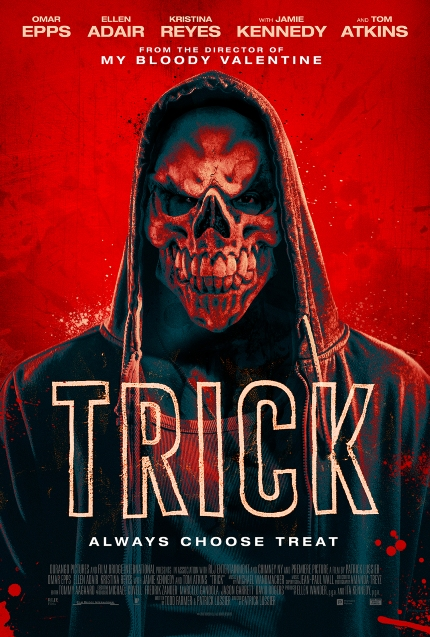 Now on Blu-ray: TRICK, Horror For Horror Fans, By Horror Experts