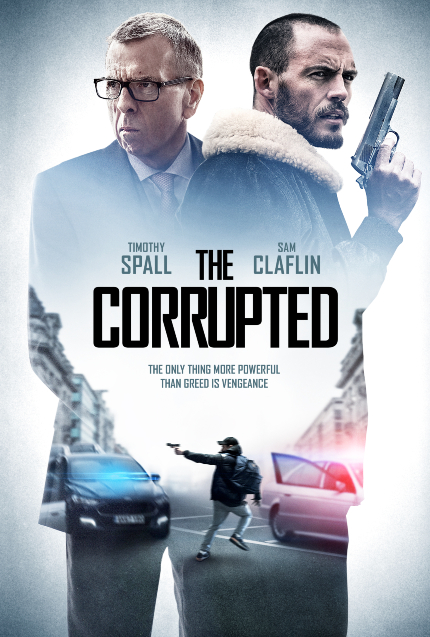 THE CORRUPTED Trailer: Bloody British Crime Gets Nasty Again