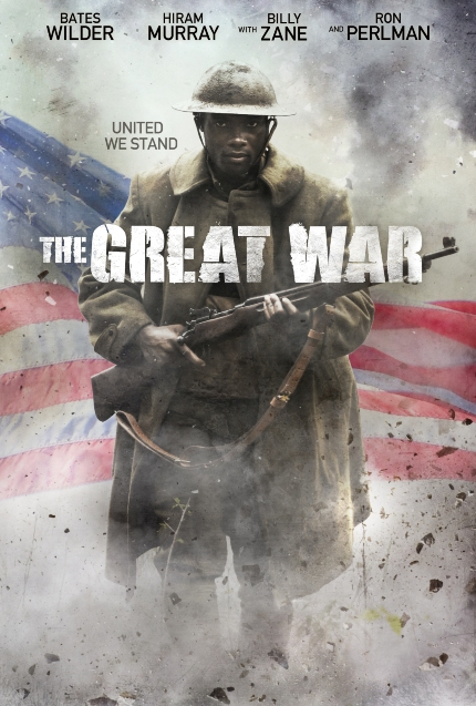 THE GREAT WAR Trailer Tells of Buffalo Soldiers and Their Fight