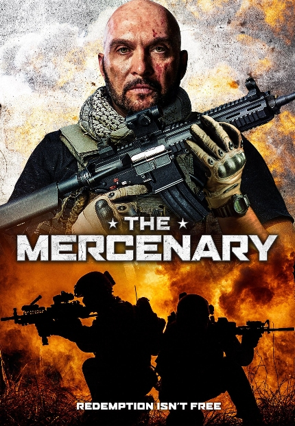 THE MERCENARY Trailer: This Is No Ordinary Gun-Toting Priest
