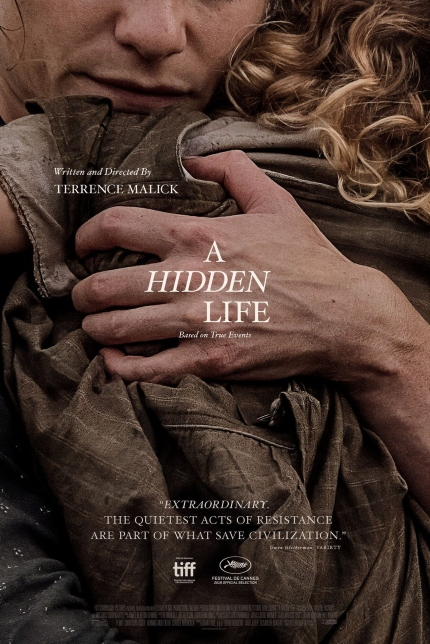 Review: Terrence Malick's A HIDDEN LIFE Beguiles and Begets