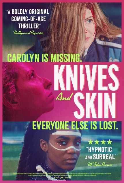 Review: KNIVES AND SKIN, Strange, Haunting and Quiet Horror