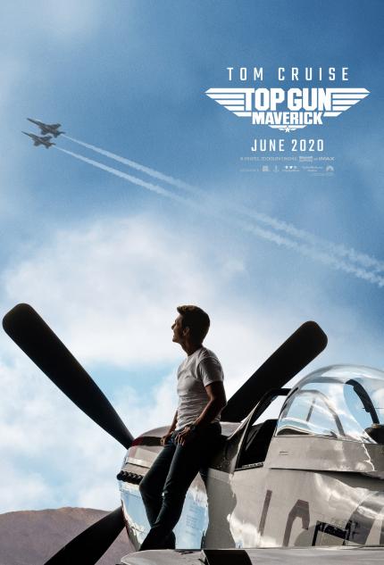 TOP GUN: MAVERICK Trailer Looks Awfully Familiar