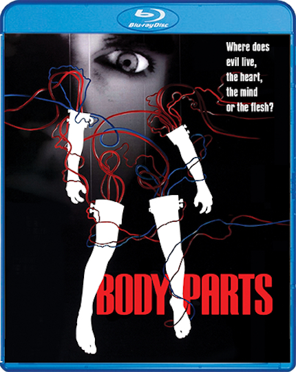 Blu-ray Review: BODY PARTS Will Have You in Pieces