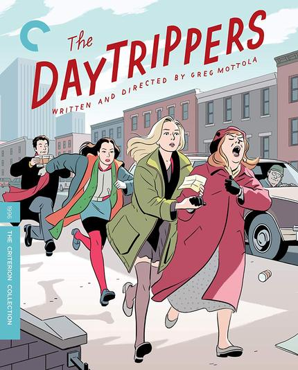 Review: THE DAYTRIPPERS Steers Into the Criterion Collection