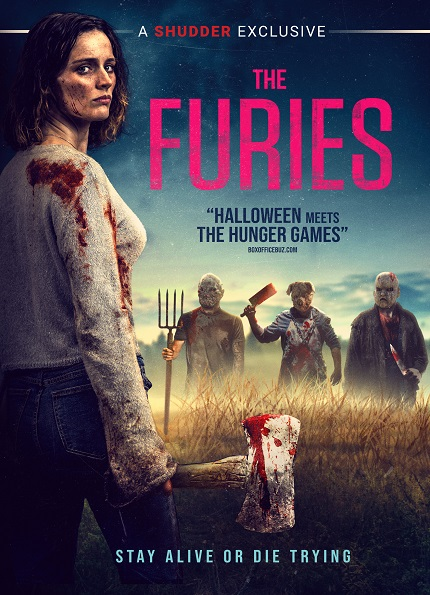 THE FURIES DVD Giveaway: Win Tony D'Aquino's Australian Horror Flick on DVD