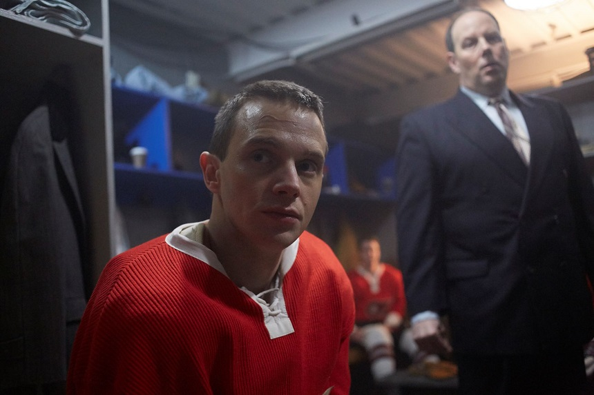 GOALIE Trailer Premiere: Terry Sawchuk Hockey Biopic is Coming to US Cinemas, DVD and Digital